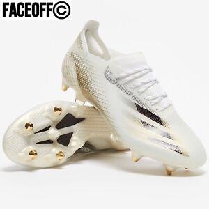 ADIDAS X GHOSTED.1 SOFT GROUND / SG FOOTBALL BOOTS UK 10 / EU 44 2/3 (NO BOX)