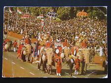 REPUBLIC DAY PARADE NEW DELHI POSTCARD