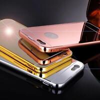 Metall Bumper Samsung Galaxy J5 J3 J7 J1 2016 J2 Handy Hülle Schutz Case Cover