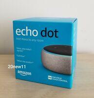 Amazon Echo Dot 3rd Generation Smart Speaker with Alexa - Heather Gray