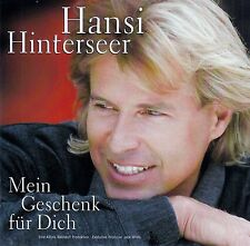 HANSI HINTERSEER : MEIN GESCHENK FÜR DICH / CD