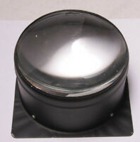 "Beseler 23 Series 5 1/2"" Lens Drawer Housing with 5"" Condenser Set - USED F22G"