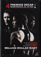 Clint Eastwood: MILLION DOLLAR BABY. España tarifa plana envíos DVD, 5 €