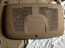 FIAT  600 ABARTH  COFANO POSTERIORE REAR  HOOD OLD STOCK