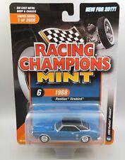 2017 Racing Champions Mint 1968 Pontiac Firebird Scale 1:64