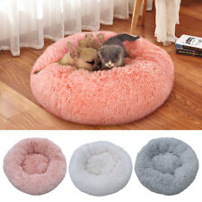 Soft Plush Dog Bed Sofa Washable Pet Cat Puppy Sleeping Kennel Cushion Mat Nest