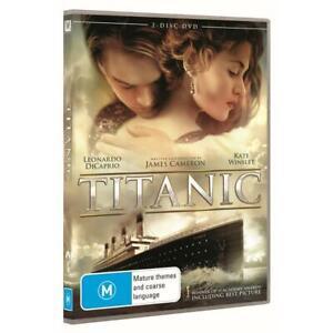 Titanic : NEW DVD