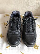 Gravis Black Leather Comfort Shoes Size 42/8
