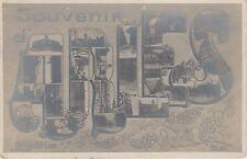 France - Arles, Souvenir - Vintage postcard