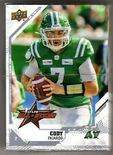 2019 Upper Deck CFL CFLPA All-Stars Complete Set of 29—Factory Sealed—RARE