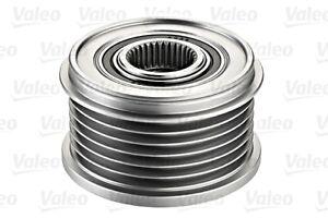 VALEO Freewheel Alternator Clutch Pulley Fits PEUGEOT FIAT VOLVO 1.4-2.2L 1996-