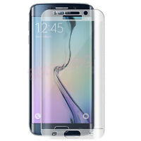 CURVED FIT TEMPERED GLASS SCREEN PROTECTOR PROTECTION FOR SAMSUNG GALAXY S6 EDGE