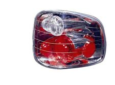 Tail Light Assembly-Lightning, Standard Cab Pickup Left fits 01-02 Ford F-150