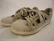 Mens Praxis Suede Leather Skateboard Hacky Sack Tennis Shoes (Size 8.5)