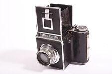 Reflex-Korelle medium format camera with Victar f/2.9 - 75mm.