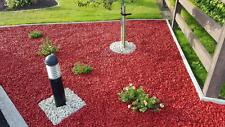 Chilli Red Decorative Garden Stone Gravel Pebbles Rocks Gardens Landscape 20kg