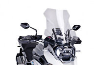 PUIG TOURING SCREEN BMW R1200 GS/ADVENTURE-EXCLUSIVE-RALLYE 2017 CLEAR