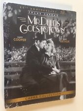 Mr. Deeds Goes To Town (Blu-ray Disc, 2016, 80th Anniversary Edition) (NEW)