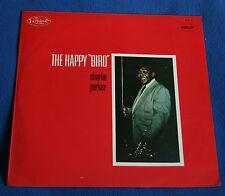 CHARLIE PARKER THE HAPPY BIRD UK LP EGMONT AJS 4