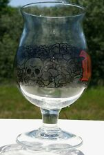 ♣ VERRE DUVEL collector BY JOSKE collector RARE DUVEL GLASS GLAS collector♣