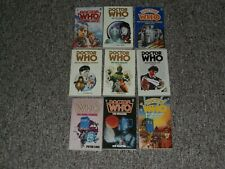Doctor Who Target/Bbc Books Lot - Second Doctor