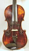 Antike Geige Österreich/Böhmen ca. 1830-50  -  antique violin Austria/Bohemia