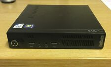 Lenovo Thinkcentre M72E Tiny Desktop | Intel G645T 2.5GHz | 2GB RAM | 320GB win7