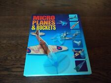 Micro Planes and Rockets, Airplane Models Crafts Kit