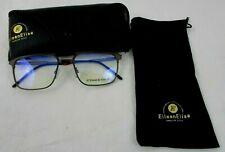 Eileen & Elisa Non Prescription Polarized Glasses Frame with Optical Eyeglasses