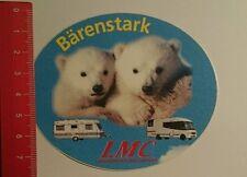 Aufkleber/Sticker: Bärenstark LMC Lord Münsterland Caravan (22071664)