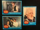 1977 Topps Star Wars Series 4 Trading Cards 37