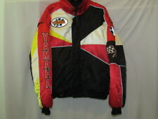 Women's Yamaha Cold Weather Gear Jacket Full Zip Snowmobile Size Large