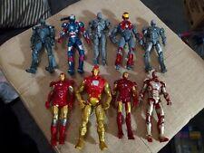 Iron Man Marvel Legends Figure Lot Of 9