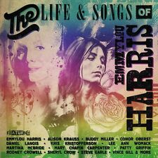 THE LIFE AND SONGS OF EMMYLOU HARRIS CD (RELEASED NOVEMBER 11th 2016)