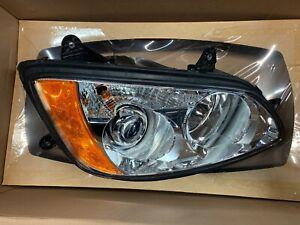 NEW OEM Paccar Kenworth P54-6162-100R T660 Dual RH Semi Headlight Assembly