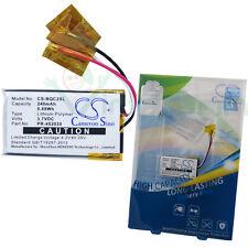 Batteria BQC2SL X-Longer per cuffia wireless BOSE QC20 QuietComfort 20 PR-452035