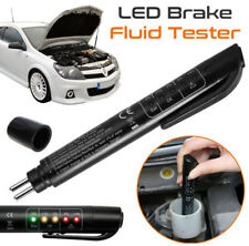 Brake Fluid Tester LED Moisture Water Compact Tool Test Indicator Pen DOT3/4 P7