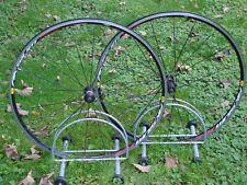 Mavic Aksium Race Road Bike Cycling Front/Rear Wheels Sram/Shimano