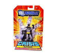 Dc Comics Infinite Heroes 3.75 Pulgadas Figura De Batman Jla Titanes Justicia