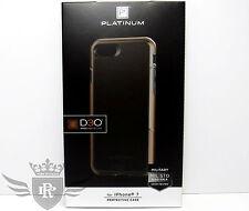 Brand New PT Platinum D30 Impact Protection Case for iPhone 7 - BLACK, MIL STD