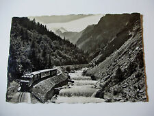 Suis151 - VISP-ZERMATT BAHN - Suisse Railway POSTCARD Switzerland