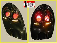 UNPAINTED 1 ROW LEDS ABS PLASTIC HONDA CBR600 F4i 2001-03 UNDERTAIL -NEW