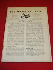 MODEL ENGINEER - Dec 8 1938 Vol 79 # 1961