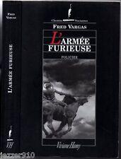 FRED VARGAS ¤ L'ARMEE FURIEUSE ¤ EO 05/2011 ¤ VIVIANE HAMY