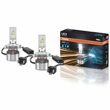 Osram H4 LED XTR 6000K White Headlight Bulbs (x2) 13W High/Low Beam P43t 12v
