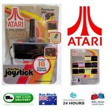 Atari 2600 Classic Plug and Play 10 in 1 Joystick Video Game