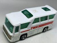 Majorette No 262 Minibus Coach TWA Airlines - VNM