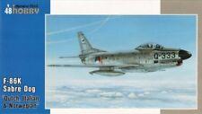 """SPECIAL Hobby 1/48 nord-americano F-86K Sabre """"NATO tutte le condizioni atmosferiche FIGHTER' # 48123"""