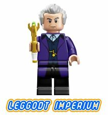 LEGO Minifigure - The Twelfth Doctor - Dr Who Peter Capaldi idea021 FREE POST