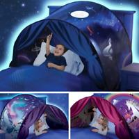 Betthimmel Baldachin Kinderbett Zelt auf über dem Bett Moskitonetz DREAM TENTS